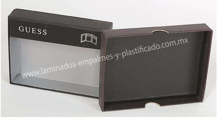 Cajas de cartón tipo estuche para productos varios